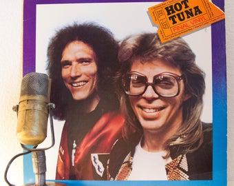 "Hot Tuna Compilation Vinyl Record Album LP 1970s Americana Blues Rock Acid Electric Guitar ""Finyl Vinyl"" (1979 Grunt w/""Hesitation Blues"")"