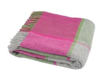 Tweedmill Pure New Wool Blankets
