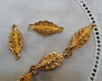 Vintage gold links