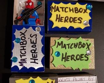 Worries away by pocket heroes