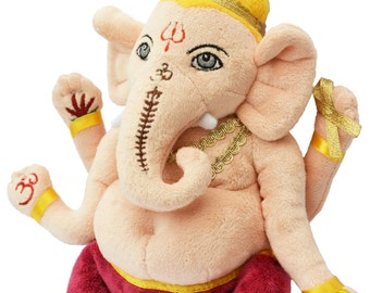 Plush Ganesh - Soft Teddy of Hindu God Ganesh by Plush India