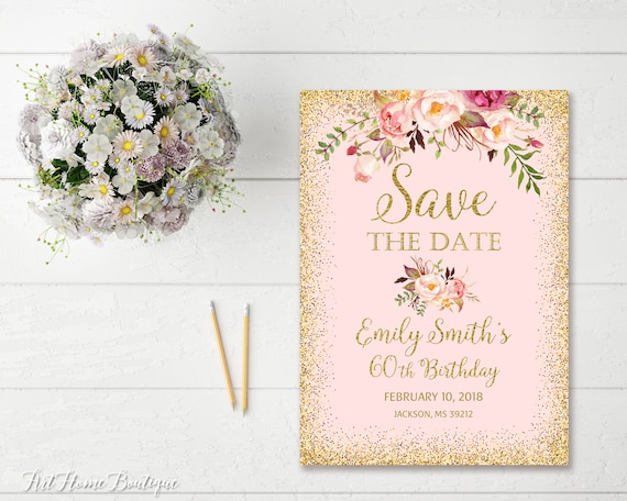 Save the date for a birthday party birthday save the date junglespirit Images
