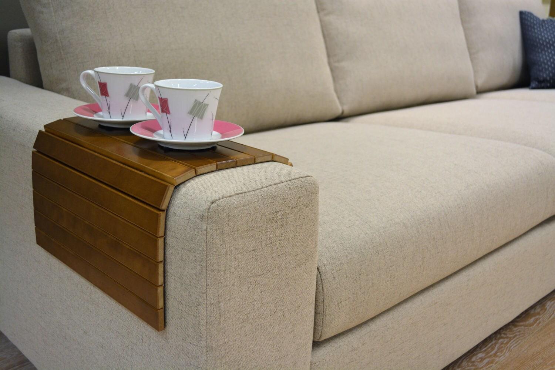 couchtisch handgemacht walnuss holz tablett couch. Black Bedroom Furniture Sets. Home Design Ideas