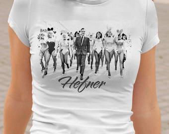 Hugh Hefner Shirt, Playboy Shirt, Tana Mongeau, Birthday Gift, Gift for Her, Gift for Wife, Gift for Girlfriend, TShirts, Shirts, T-Shirts,