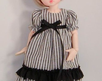 Stripes for Little Fee-LTFee, NB Adeleine/Mini Pepper Annie, Patti, Tia, BID, KWiggs & other Tiny BJD