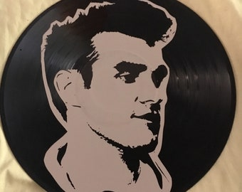 Morrissey art record The Smiths