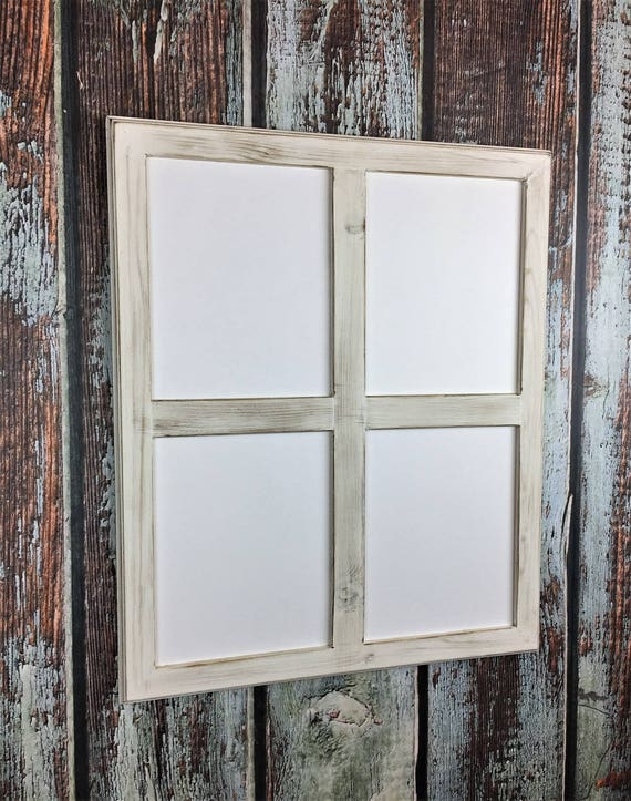 Multi Opening Picture Frame for Four 8 x 10 inch Photos or Prints ...