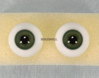 Green 16mm /green/ Migi Doll