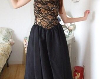 Gunne sax party dress vintage