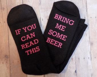 Beer Socks for Women