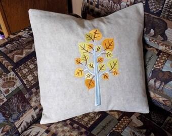 Fall Tree 1 Toss Pillow