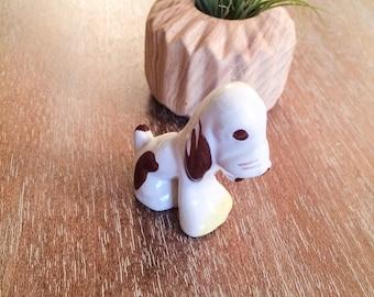 Rio Hondo California Pottery Small Puppy Dog Figurine