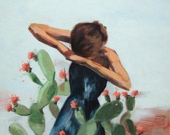 Desert . giclee art print available in all sizes