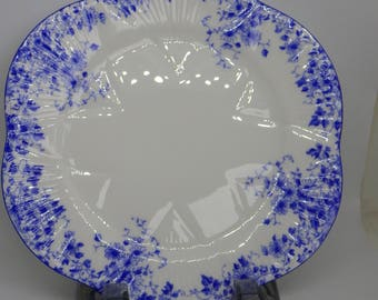 """BEAUTIFUL Vintage Shelley Dainty Blue 6"""" Side Plate Bread & Butter 11 available"""