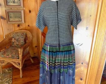 Vintage KOOS Van Den Akker dress for the Hothouse Collection: small, medium