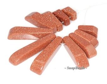 Golden Sandstone Gemstone Loose Beads Graduated Set 11 Beads (90114185-108)