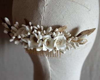 Yumi bridal hair comb