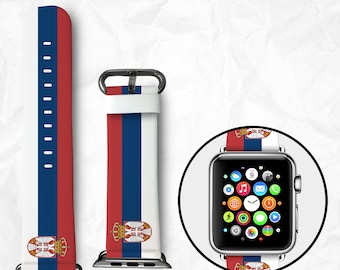 Apple Watch Band World Cup 2018 Series - Serbia