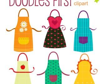 apron clipart etsy rh etsy com apron clipart png apron clip art free