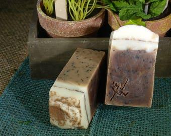 Macchiato Soap Bar