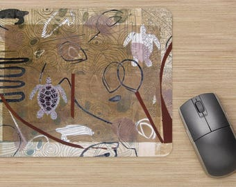 Mouse Pads - Turtle Series from artist's original art.