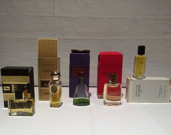 Vintage size of perfumes (collectible)