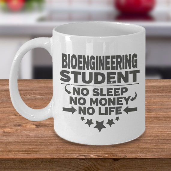 Bioengineering Student Coffee Mug