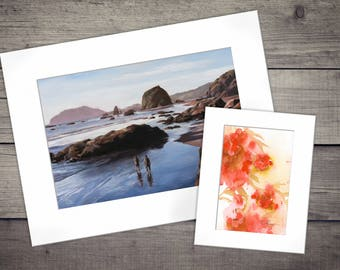 Add a Custom Mat to your Fine Art Print purchase!
