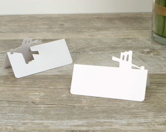 Brooklyn Bridge New York Place Cards Set of 24