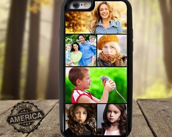 Photo phone case, iPhone X, iphone 8 Picture Phone Cover, Custom galaxy S7 cover, Personalized cell phone case, Samsung S6 Edge Phone Case