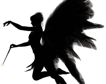 Angel Silhoutte