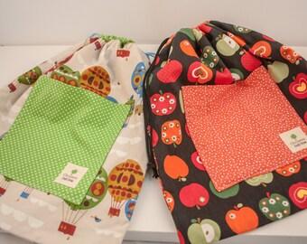 Sewn by Me Collection - 'Pyjama Bag'