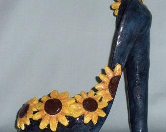 Sun Flower Shoe