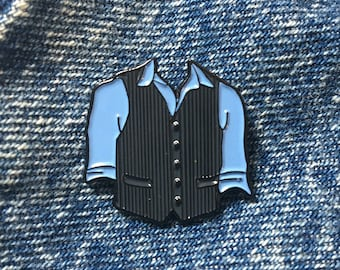 Jack Kelly Newsies Enamel Pin