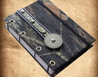 Coptic Stitched Sketchbook for Mix Media