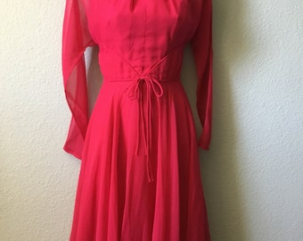 1970s Jack Bryan gown