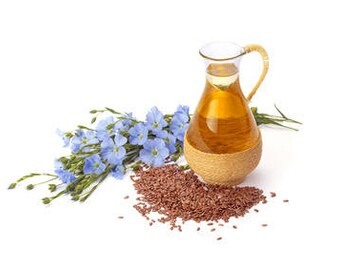 Virgin Organic Flax Seed Oil/Linseed Oil(Cold Pressed) Samples,1,2,4,6,8,12,16,24,32,48,64oz