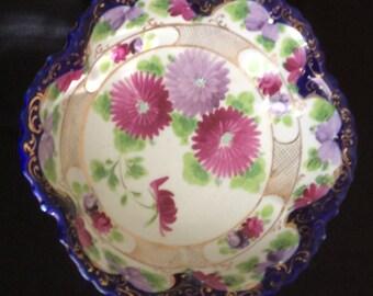 Porcelain Fluted Bowl