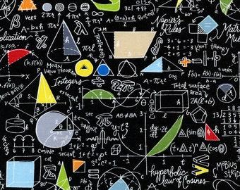 Mathematics Print-Timeless Treasures-BTY