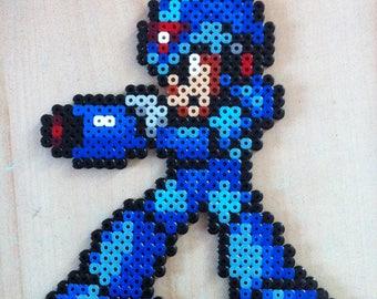Pixel Art / Perler Beads SNES Megaman