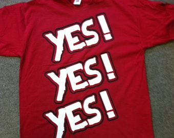Daniel Bryan YES! YES! YES! T-shirt