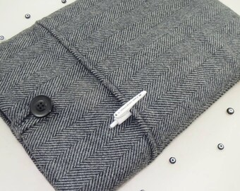 Herringbone iPad Mini Case, iPad Mini Sleeve,Nook Cover Case İpad Mini ,iPad Mini Cover Padded With Pocket,Nexus 7,Note 8 case