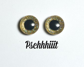 Eyechips 13 mm - Coloris Pschhhiiit Taille Pullip Modèles Récents