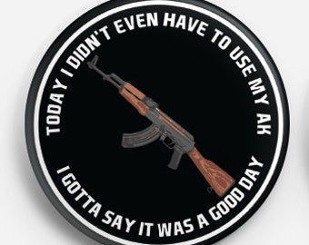 "Ice Cube inspired ""Today Was A Good Day"" Button"