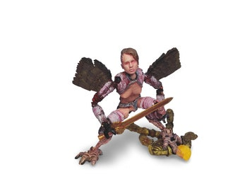 Harpy Action Figure