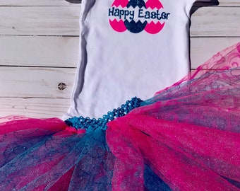 Happy Easter onesie | Easter onesie | Girls clothing | Easter clothes | Birthday | Maternity | Easter shirt | Easter outfit