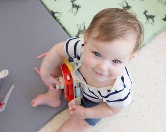 Baby  play mat Padded mat, Floor mat, Baby mat, Baby rug, Play mat, Cotton baby mat, , Padded baby mat, Baby playmat, Tummy time, Soft mat