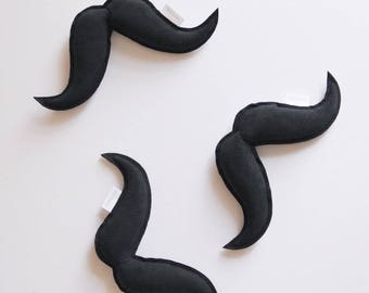 Squeaky dog toys - Mustache -