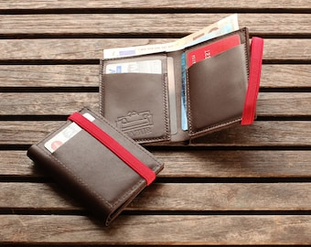 Personalized Leather wallet | mens wallet personalized | mens leather wallet | custom fathers day gift | anniversary gifts | gift for men