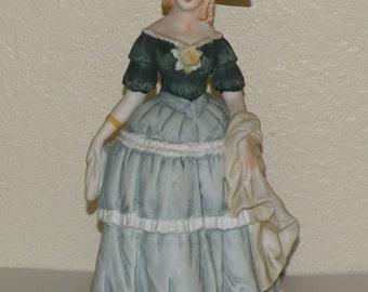 LEFTON 8 1/2 inch Lady Figurine